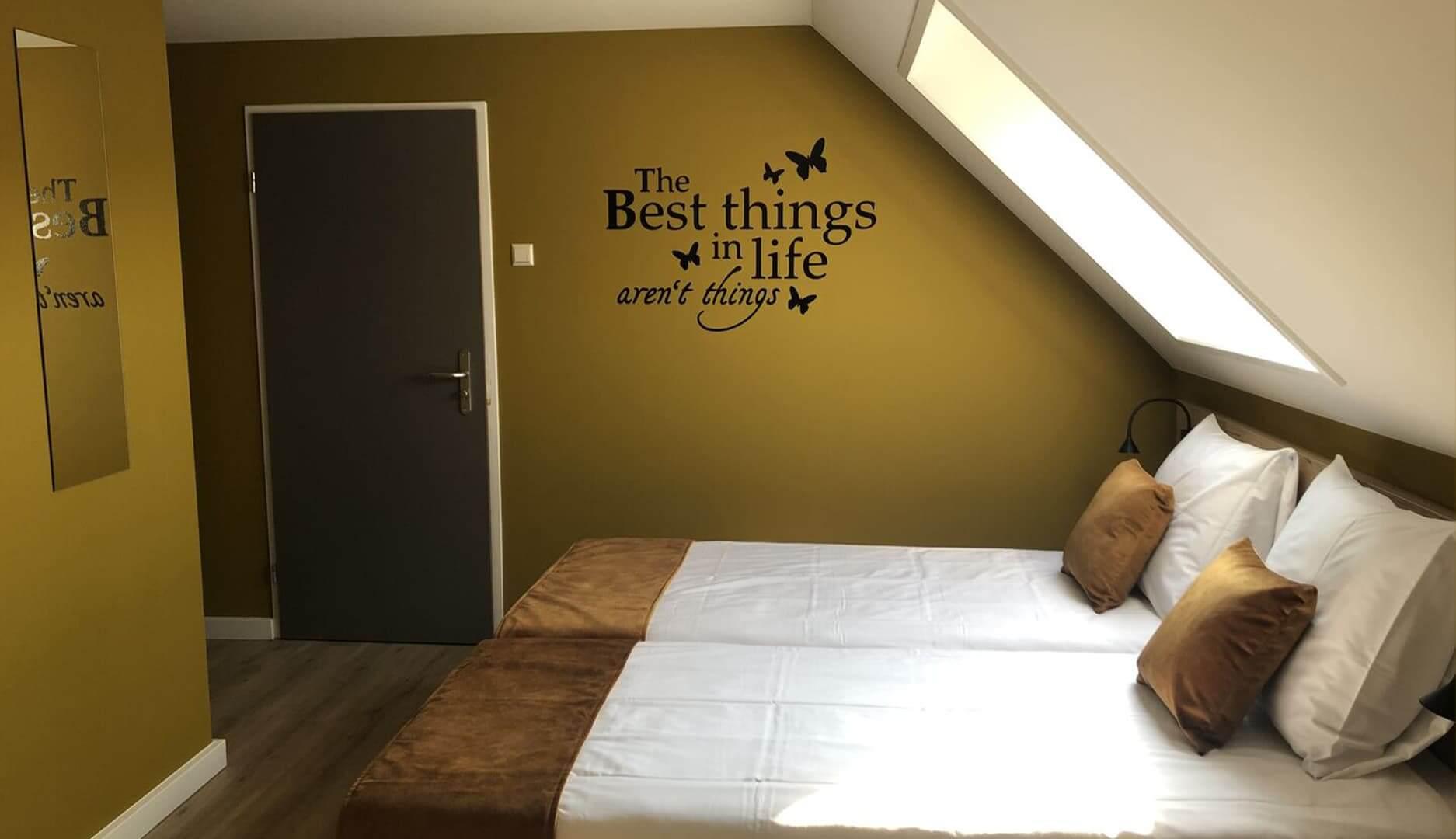 Comfort tweepersoonskamer de luxe 2